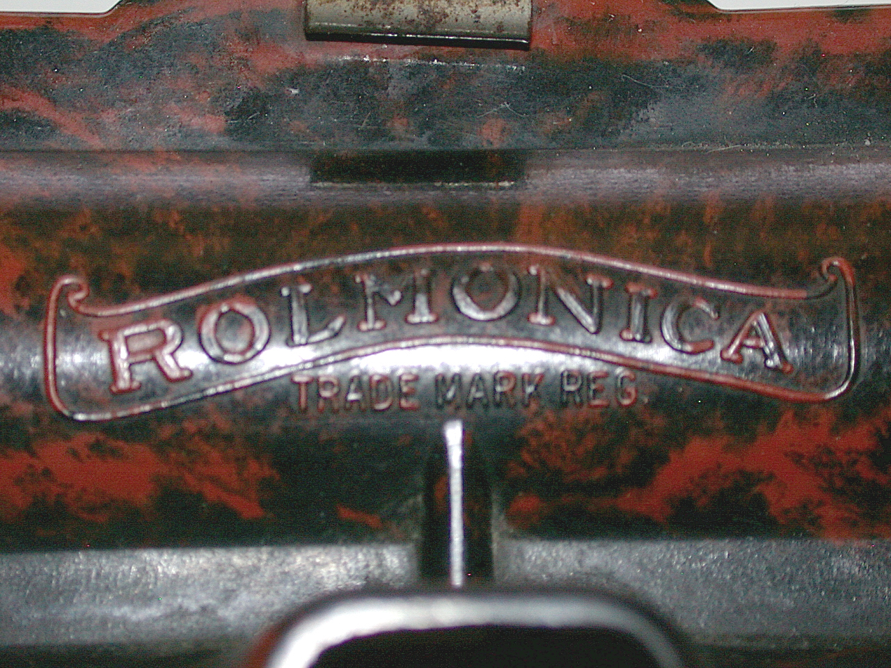 Beautiful Vintage 1928 Bakelite Rolmonica Complete with One Paper Roll Inclosed : eBay